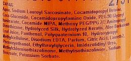 Șampon fără sulfat pentru păr - Prosalon Protein Therapy + Keratin Complex Rebuild Shampoo — Imagine N5