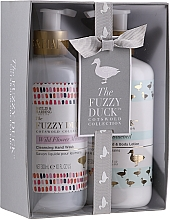 Parfumuri și produse cosmetice Set - Baylis & Harding The Fuzzy Duck Cotswold Collection (soap/300 ml + b/lot/300ml)