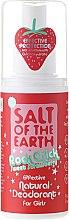 Parfumuri și produse cosmetice Spray-Deodorant natural - Salt of the Earth Rock Chick Girls Sweet Strawberry Natural Deodorant