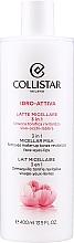 Parfumuri și produse cosmetice Lapte micelar 3 în 1 - Collistar Idro Attiva Latte Micellare 3 in 1 (tester)