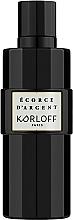 Parfumuri și produse cosmetice Korloff Paris Ecorce D'Argent - Apă de parfum
