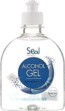 Parfumuri și produse cosmetice Antiseptic pentru mâini - Seal Cosmetics Alcohol Gel Hand Sanitizer