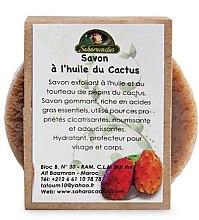 Parfumuri și produse cosmetice Săpun cu ulei de smochină opuntia - Efas Saharacactus Opuntia Ficus Soap