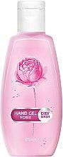 """Parfumuri și produse cosmetice Gel de curățarea mâinilor uscate """"Trandafir"""" - Bulgarian Rose Dry Wash Rose Hand Gel"""