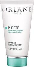 Parfumuri și produse cosmetice Mască pentru față - Orlane Balancing Mask