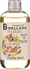 """Parfumuri și produse cosmetice Ulei de masaj """"Fructe"""" - Fergio Bellaro Massage Oil"""