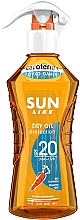 Parfumuri și produse cosmetice Ulei uscat de protecție solară pentru corp SPF 20 - Sun Like Dry Oil Spray SPF 20