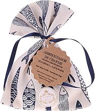 Parfumuri și produse cosmetice Pliculeț parfumat, sardine, lavandă - Essencias De Portugal Tradition Charm Air Freshener