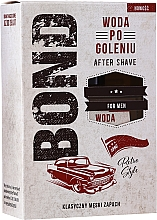 Parfumuri și produse cosmetice Loțiune după ras - Bond Retro Style After Shave Lotion