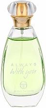 Parfumuri și produse cosmetice Sergio Tacchini Always With You - Apă de toaletă