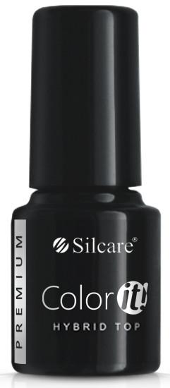Fixator pentru unghii - Silcare Color IT Premium Hybrid Top Coat Gel