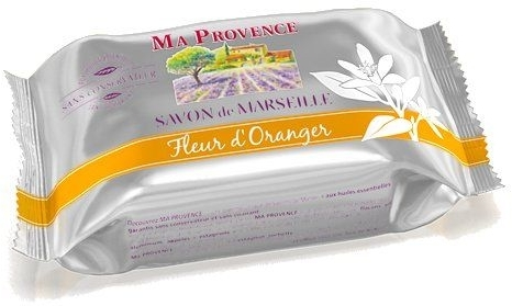 "Săpun ""Portocală"" - Ma Provence Marseille Soap Orange"