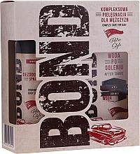 Parfumuri și produse cosmetice Set - Bond Retro Style (deo/150ml + after shave/100ml)