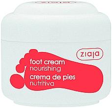 Crema hrănitoare pentru picioare - Ziaja Foot Cream — Imagine N1