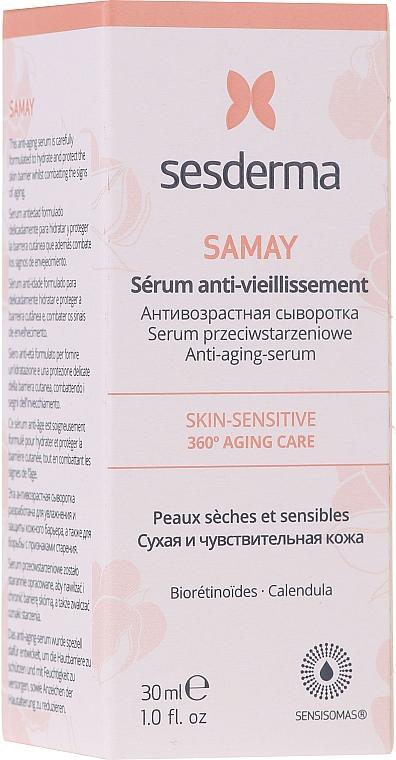 Set - SesDerma Laboratories Samay (ser/30ml + cr/50ml + bag) — Imagine N6