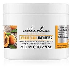 Parfumuri și produse cosmetice Peeling energetic pentru corp - Naturalium Fresh Skin Apricot