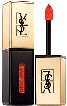 Parfumuri și produse cosmetice Lac de buze - Yves Saint Laurent Rouge Pur Couture Vernis a Levres Glossy Stain (Limited Edition)