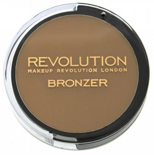 Bronzer de față - Makeup Revolution Bronze Kiss