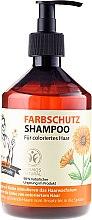 """Șampon de păr """"Protecția culorii"""" - Oma Gertrude — Imagine N1"""