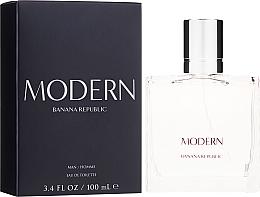 Parfumuri și produse cosmetice Banana Republic Modern Man - Apă de toaletă