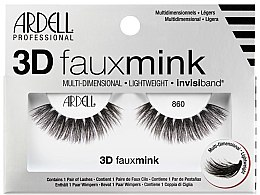 Parfumuri și produse cosmetice Gene false - Ardell 3D Faux Mink 860