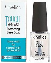 Parfumuri și produse cosmetice Bază pentru unghii - Kinetics Touch Me Protecting Base Coat