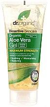 """Parfumuri și produse cosmetice Gel de corp """"Aloe"""" - Dr. Organic Bioactive Skincare Organic Aloe Vera Gel"""