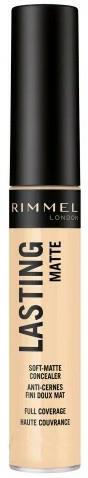 Concealer - Rimmel London Lasting Matte Concealer