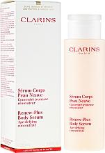 Parfumuri și produse cosmetice Ser - Clarins Renew-Plus Body Serum