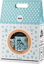 Parfumuri și produse cosmetice Set - Yope Zimowe Ciasteczka (sh/gel/400ml + l/soap/500ml + b/balm/300ml)