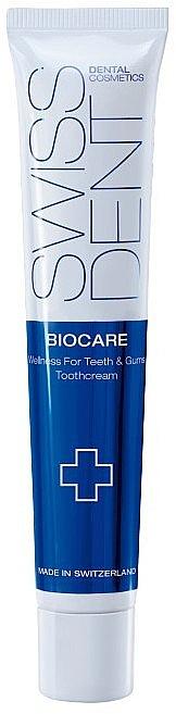 Pastă de dinți - SWISSDENT Biocare Wellness For Teeth And Gums Toothcream — Imagine N6