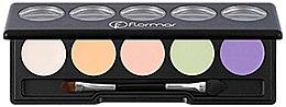 Parfumuri și produse cosmetice Bază pentru farduri de pleoape - Flormar Camouflage Palette Concealer