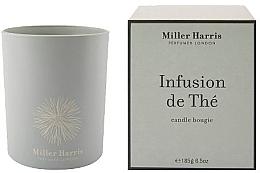 Parfumuri și produse cosmetice Miller Harris Infusion De The - Lumânare aromată