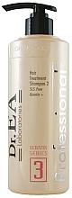 Parfumuri și produse cosmetice Șampon fără sulfați - Dr.EA Keratin Series 3 Hair Treatment Shampoo