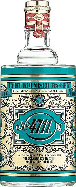 Maurer & Wirtz 4711 Original Eau de Cologne - Apă de colonie