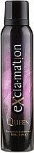 Parfumuri și produse cosmetice Coty Ex'cla-ma'tion Queen - Deodorant-spray