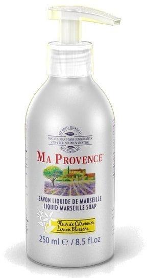 "Săpun lichid ""Lămâie"" - Ma Provence Liquid Marseille Soap Lemon — Imagine N1"