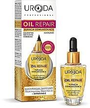 Parfumuri și produse cosmetice Complex bio pentru față și gât - Uroda Professional Oil Repair