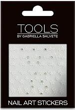 Parfumuri și produse cosmetice Abțibilduri pentru unghii - Gabriella Salvete Tools Nail Art Stickers 02