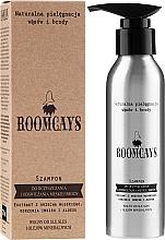 Parfumuri și produse cosmetice Șampon pentru curățarea bărbii - Roomcays Shampoo