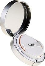 Parfumuri și produse cosmetice Cushion pentru față + rezervă - Heimish Aqua Sun Metal Cushion SPF50+ PA++++