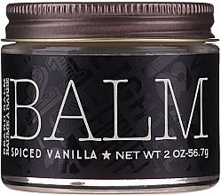 Parfumuri și produse cosmetice Balsam pentru barbă - 18.21 Man Made Beard Balm Spiced Vanilla