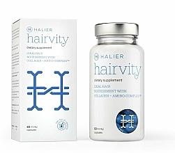 Parfumuri și produse cosmetice Suplimente nutritive pentru femei, capsule - Halier Hairvity Suplement Women