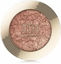 Parfumuri și produse cosmetice Pudră Bronzantă - Milani Baked Bronzer