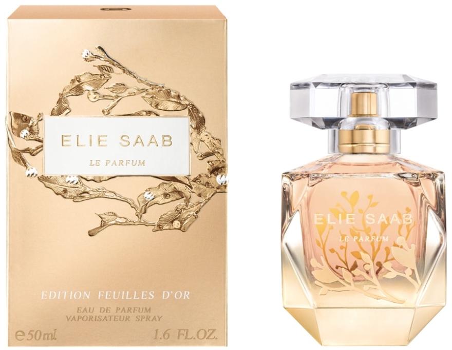 Elie Saab Le Parfum Edition Feuilles d'Or - Apă de parfum