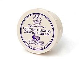 "Parfumuri și produse cosmetice Cremă de ras ""Cocos"" - Taylor of Old Bond Street Coconut Shaving Cream Bowl"