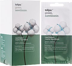 Parfumuri și produse cosmetice Mască hidratantă calmantă - Tolpa Green Hydration Moisturizing Soothing Mask