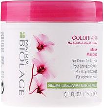 Parfumuri și produse cosmetice Mască pentru păr vopsit - Biolage Colorlast Mask