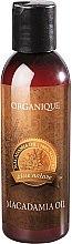 Parfumuri și produse cosmetice Ulei de Macadamia pentru corp - Organique Pure Nature