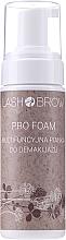 Parfumuri și produse cosmetice Spumă multifuncțională de curățare pentru față - Lash Brow Pro Foam